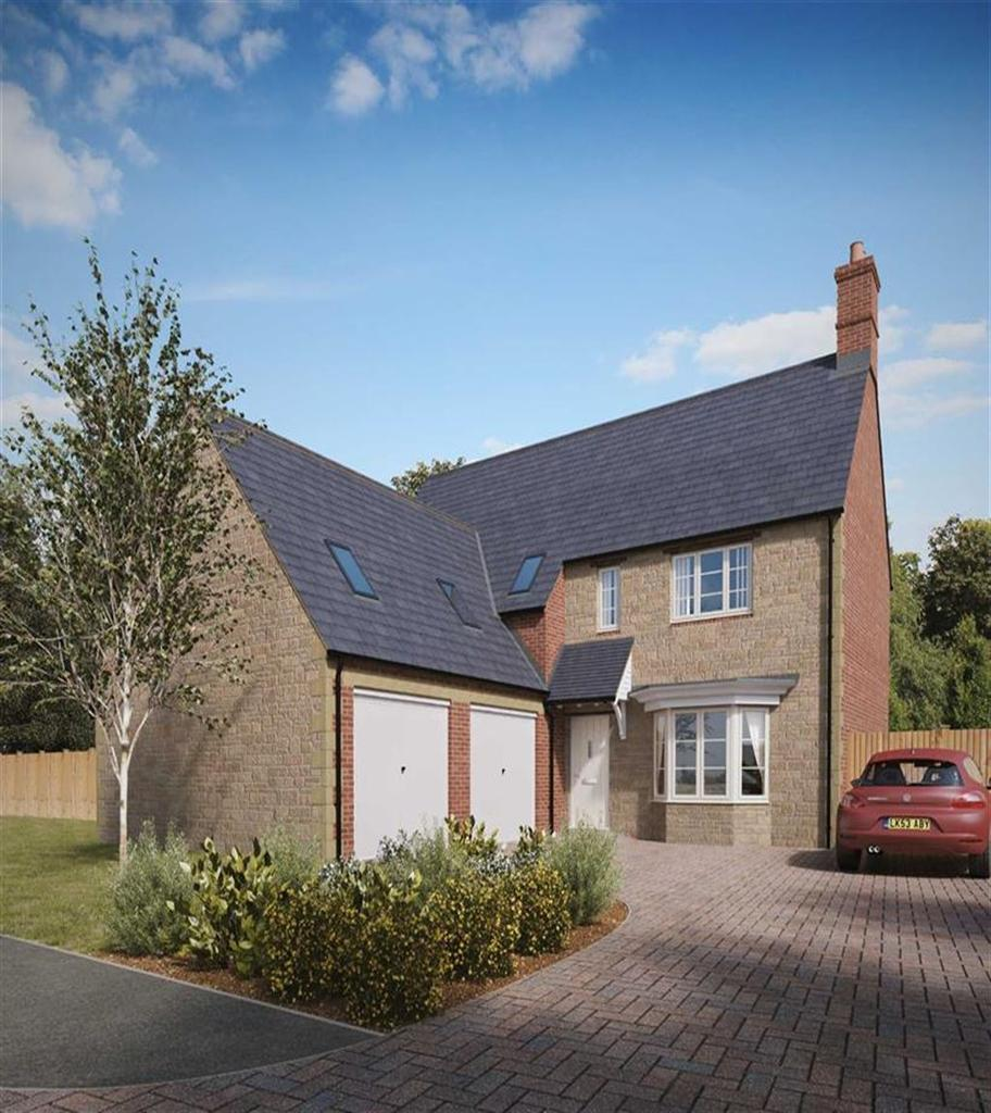 4 Bedrooms Detached House for sale in Off Rempstone Road, Wymeswold