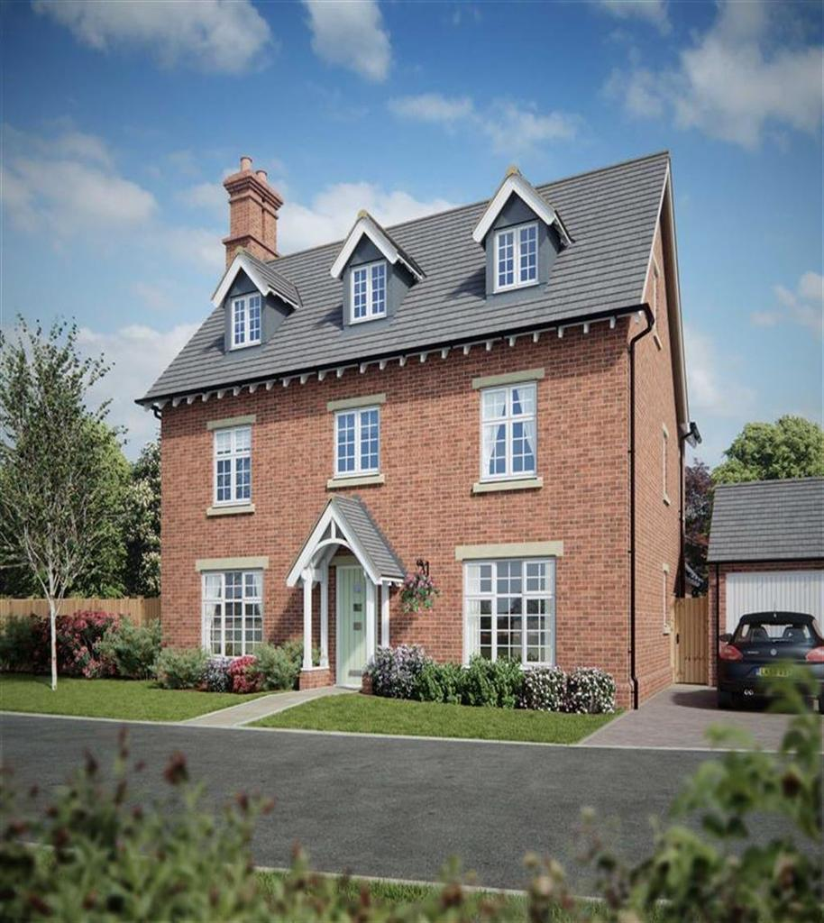 5 Bedrooms Detached House for sale in Rempstone Road, Wymeswold