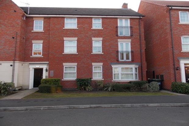 2 Bedrooms Apartment Flat for sale in Cartwright Way, Beeston, Nottingham, NG9
