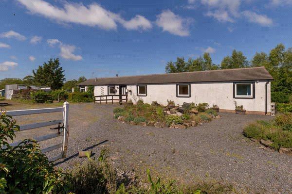 3 Bedrooms Detached House for sale in Glenburn Cottage, Patna Road, By Kirkmichael, East Ayrshire, KA19