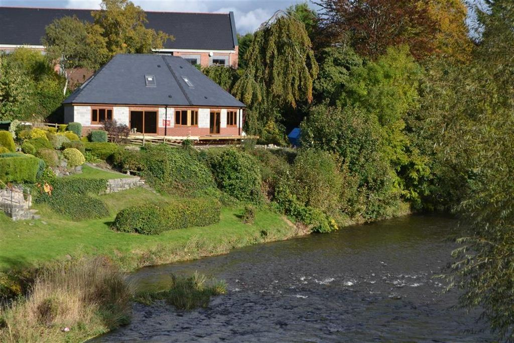 4 Bedrooms Detached House for sale in Plot 4, Severnside, Newtown, Powys, SY16