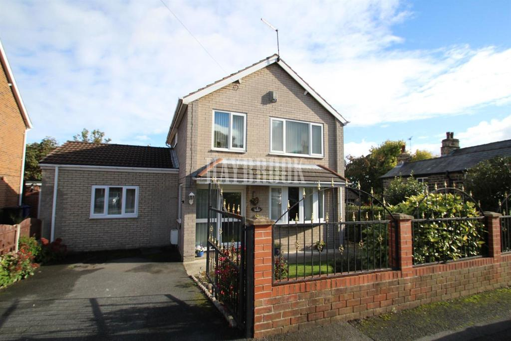 4 Bedrooms Detached House for sale in Rook Hill, Worsbrough