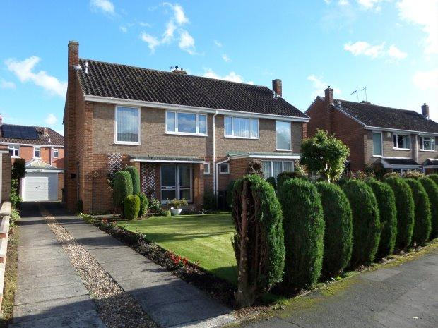 3 Bedrooms Semi Detached House for sale in HORNBY AVENUE, SEDGEFIELD, SEDGEFIELD DISTRICT