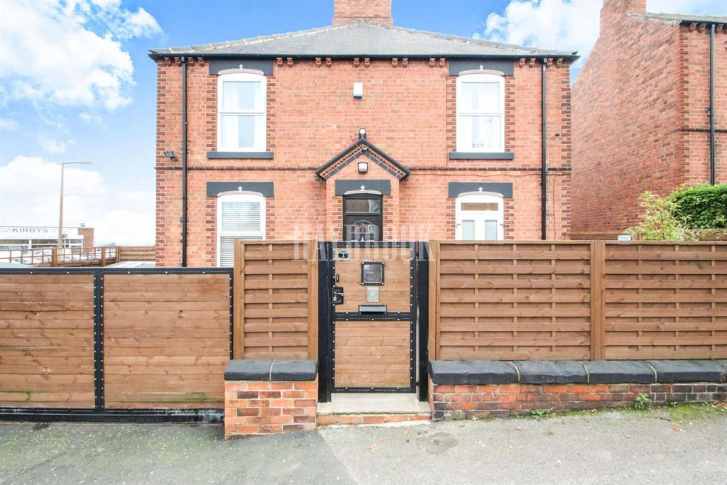 2 Bedrooms End Of Terrace House for sale in Myrtle Road, Wombwell