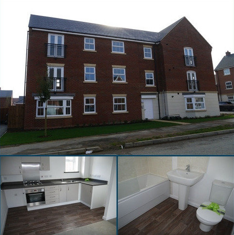 2 bedroom flat to rent - Angell Drive, Market Harborough, Leicestershire