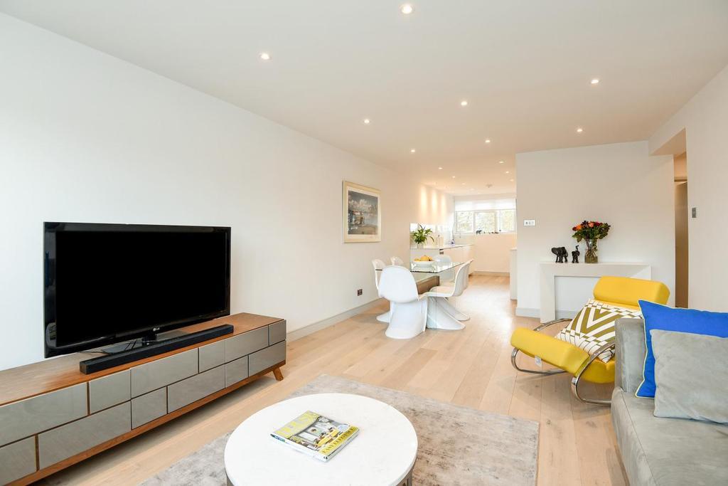 2 Bedrooms Flat for sale in Putney Hill, Putney, SW15