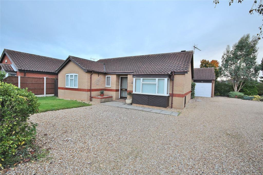 3 Bedrooms Detached Bungalow for sale in Melbourne Road, Doddington Park, LN6
