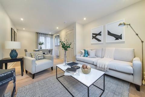 1 bedroom terraced house to rent - St. Barnabas Street, Belgravia, London, SW1W