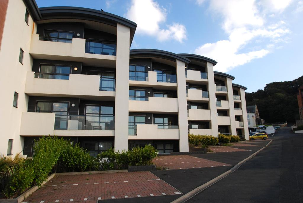 2 Bedrooms Apartment Flat for sale in West Beach Resort, Nelson Road, Westward Ho!