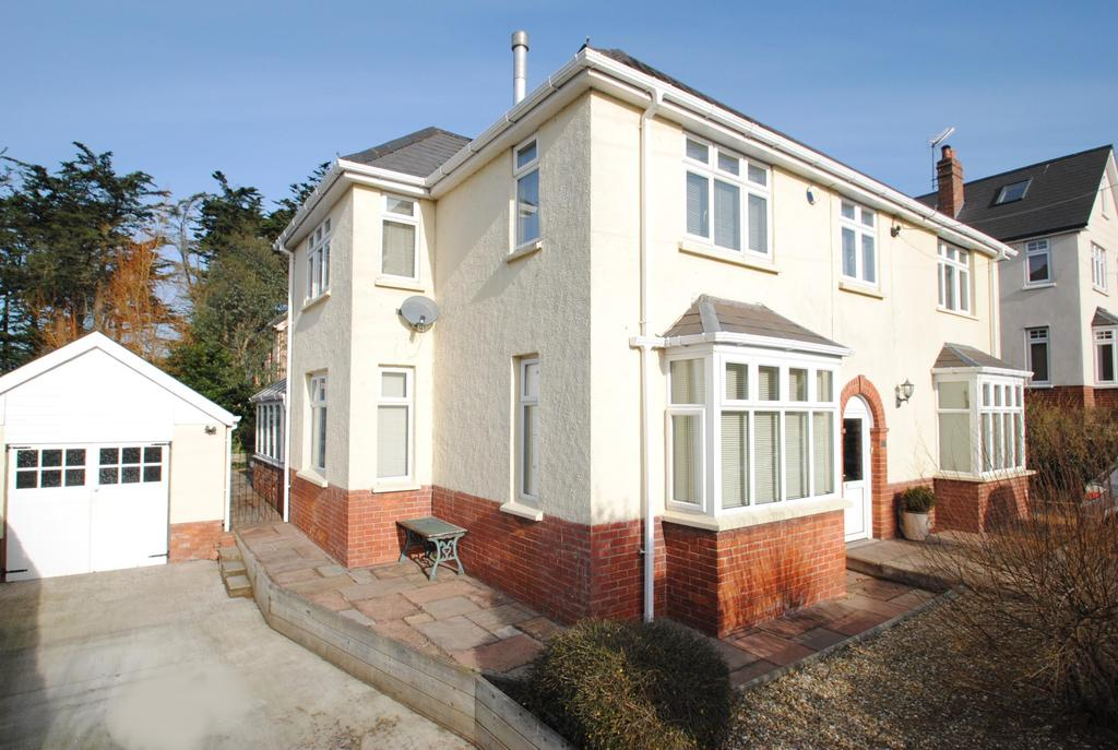 6 Bedrooms Detached House for sale in Franklyn Avenue, Braunton