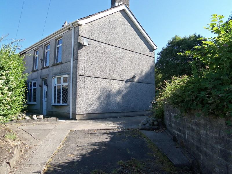 3 Bedrooms Semi Detached House for sale in , Main Road, Crynant, Neath, Neath Port Talbot.