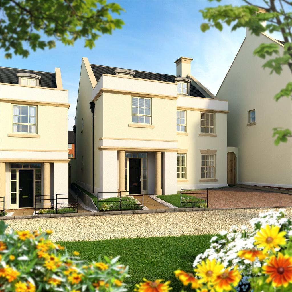 6 Bedrooms Detached House for sale in The Darcy, 28 Austen Drive, Winchester, Hampshire, SO22