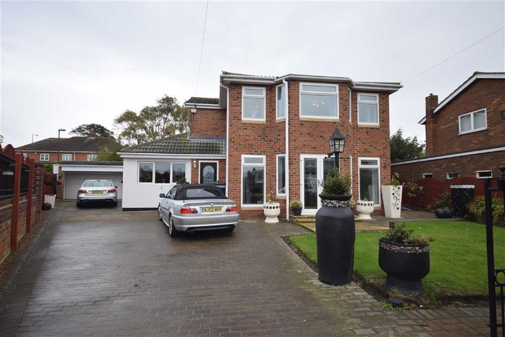 5 Bedrooms Detached House for sale in Meldon Avenue, South Shields