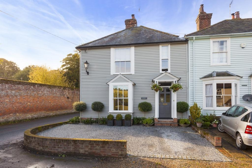 2 Bedrooms House for sale in Vicarage Lane, Elham, CT4