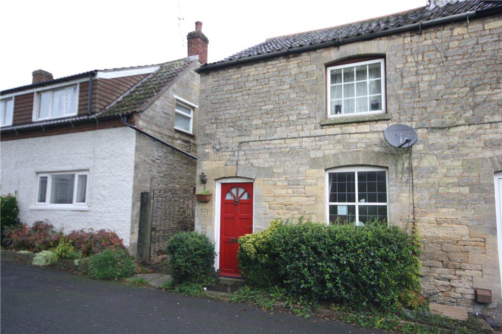 2 Bedrooms End Of Terrace House for sale in Old School Lane, Cranwell Village, Sleaford, Lincolnshire, NG34