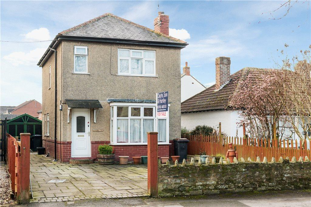 3 Bedrooms Detached House for sale in Riverdene, Fishergreen, Ripon, North Yorkshire