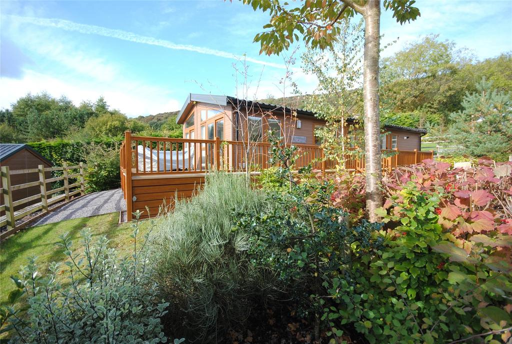2 Bedrooms Mobile Home for sale in Harridge Woods, Cheddar Woods Resort and Spa, Axbridge Road, CHEDDAR, BS27
