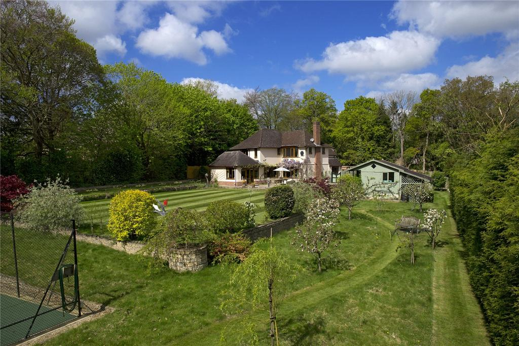 5 Bedrooms Detached House for sale in Spring Copse, Hinksey Hill, Oxford, Oxfordshire