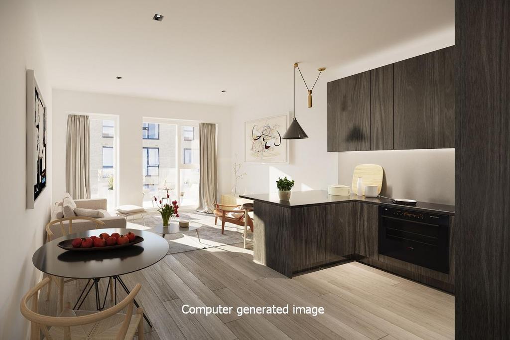 2 Bedrooms Flat for sale in The Taper Building, Long Lane, London Bridge