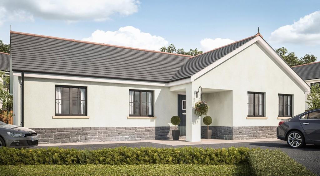 3 Bedrooms Detached Bungalow for sale in Bro Mebyd , Bancffosfelen