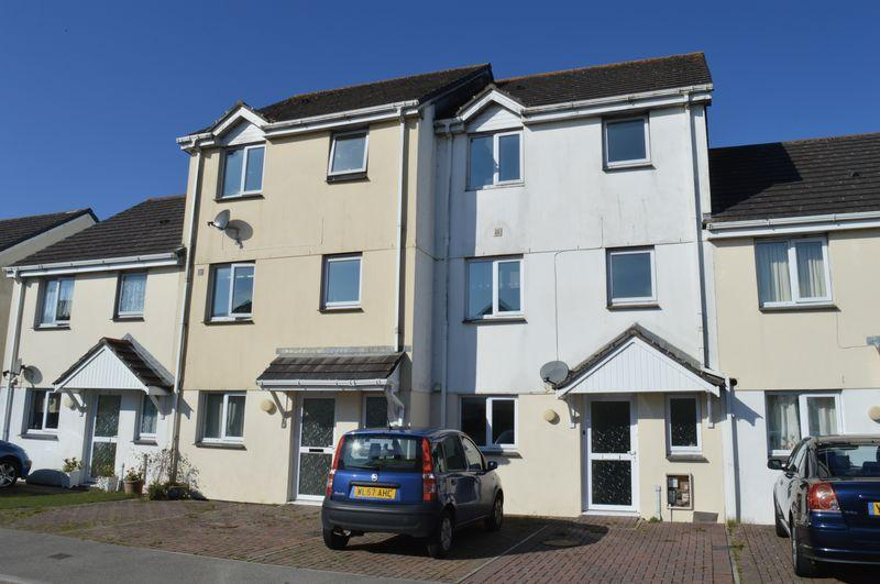 1 Bedroom Block Of Apartments Flat for sale in Springfields, St. Austell
