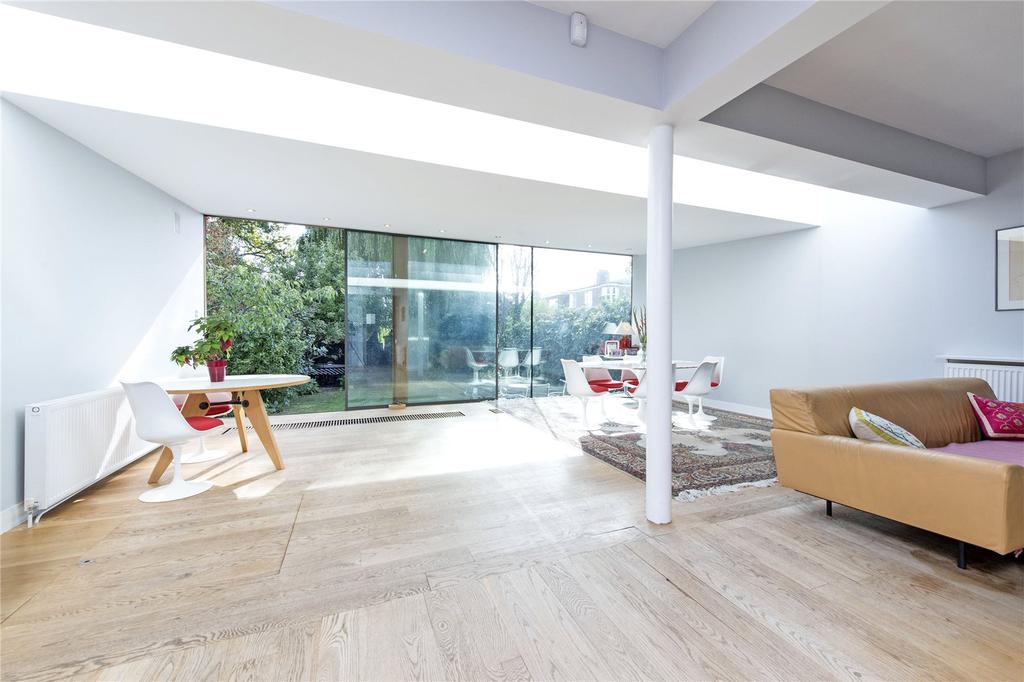 5 Bedrooms Semi Detached House for sale in Herondale Avenue, Magdalen Estate, London, SW18