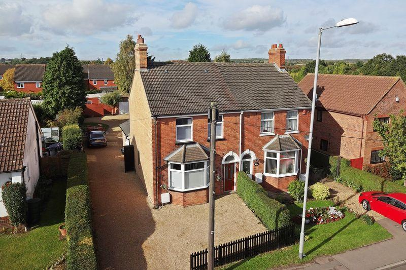 4 Bedrooms Semi Detached House for sale in Flitwick