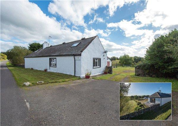 4 Bedrooms Detached Bungalow for sale in Old Dimery, Laurieston, Castle Douglas, Dumfries and Galloway, DG7