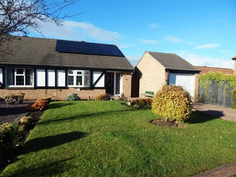 2 Bedrooms Bungalow for sale in The Pastures, Blyth