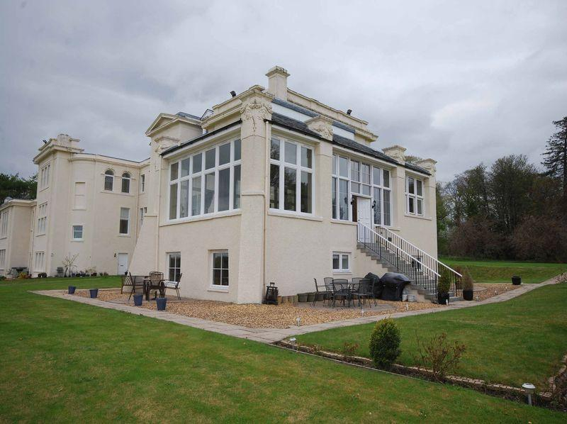 4 Bedrooms Unique Property for sale in The Winter Rooms, 4 Craig House by Kilmarnock KA2 0EL