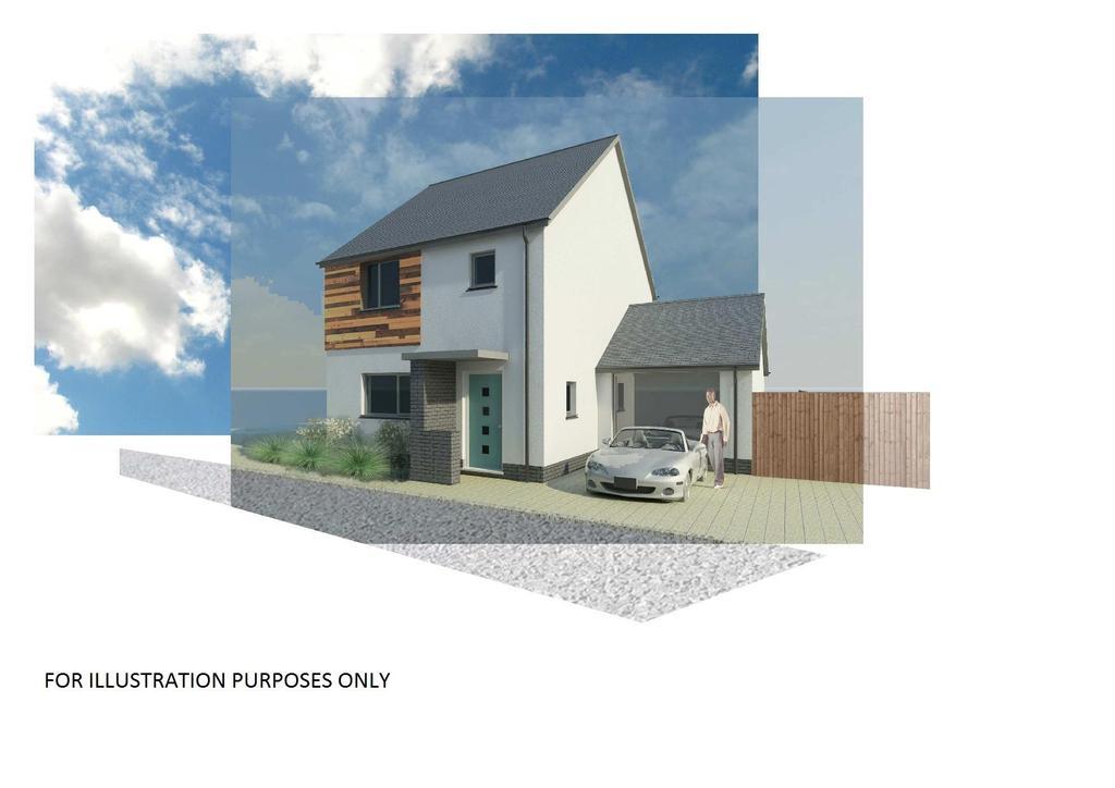 3 Bedrooms Detached House for sale in Greenbank, Torrington