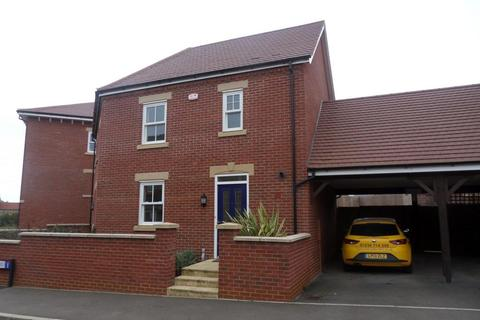 2 bedroom semi-detached house to rent - Crowsley Road, Kempston, MK42