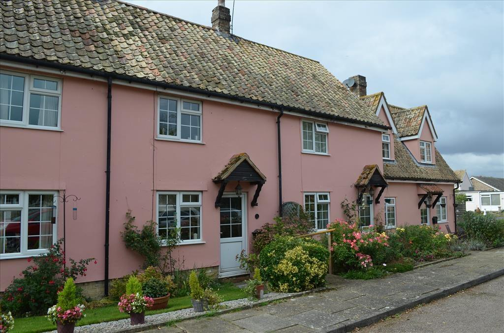 2 Bedrooms Terraced House for sale in Guise Lane, BASSINGBOURN, Royston, SG8
