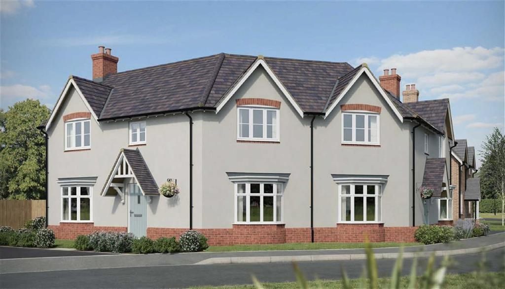3 Bedrooms Semi Detached House for sale in Off Rempstone Road, Wymeswold