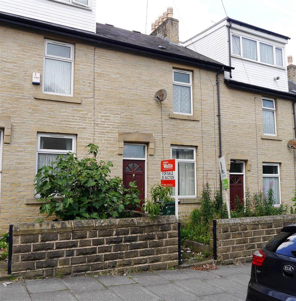 3 Bedrooms Terraced House for sale in Boynton Street, Bankfook, Bradford, BD5 7DB