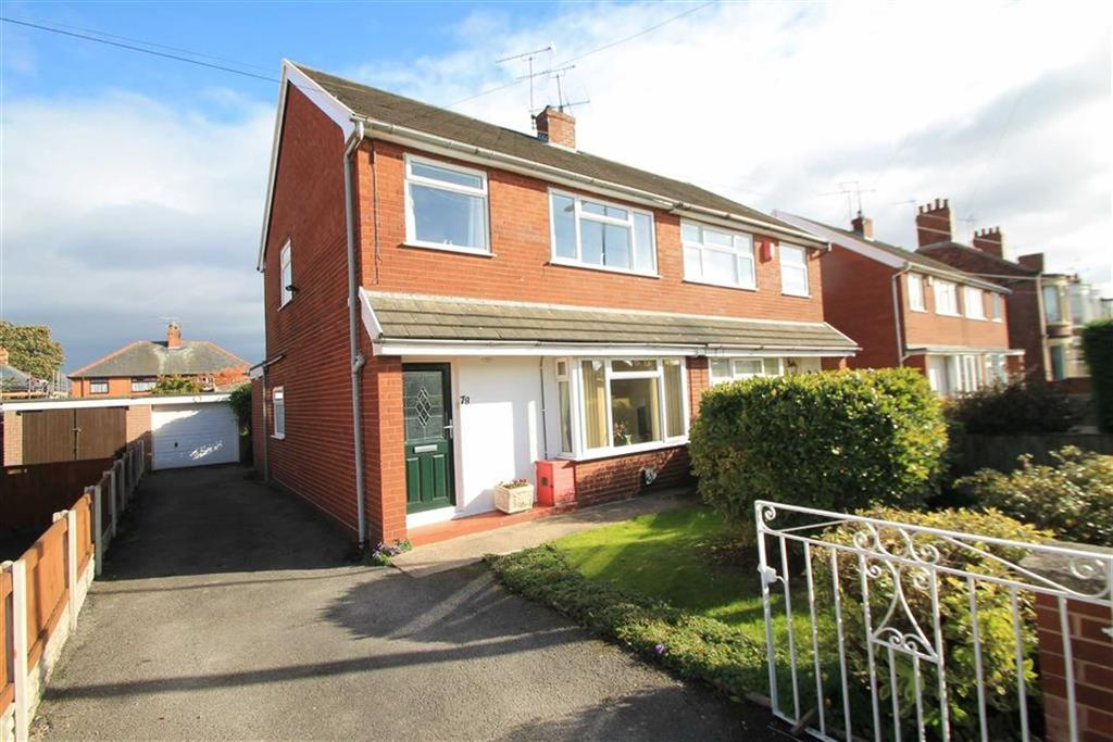 3 Bedrooms Semi Detached House for sale in New Road, Rhosddu, Wrexham