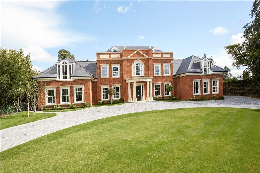 7 Bedrooms Detached House for sale in Oxshott Rise, Cobham, Surrey, KT11