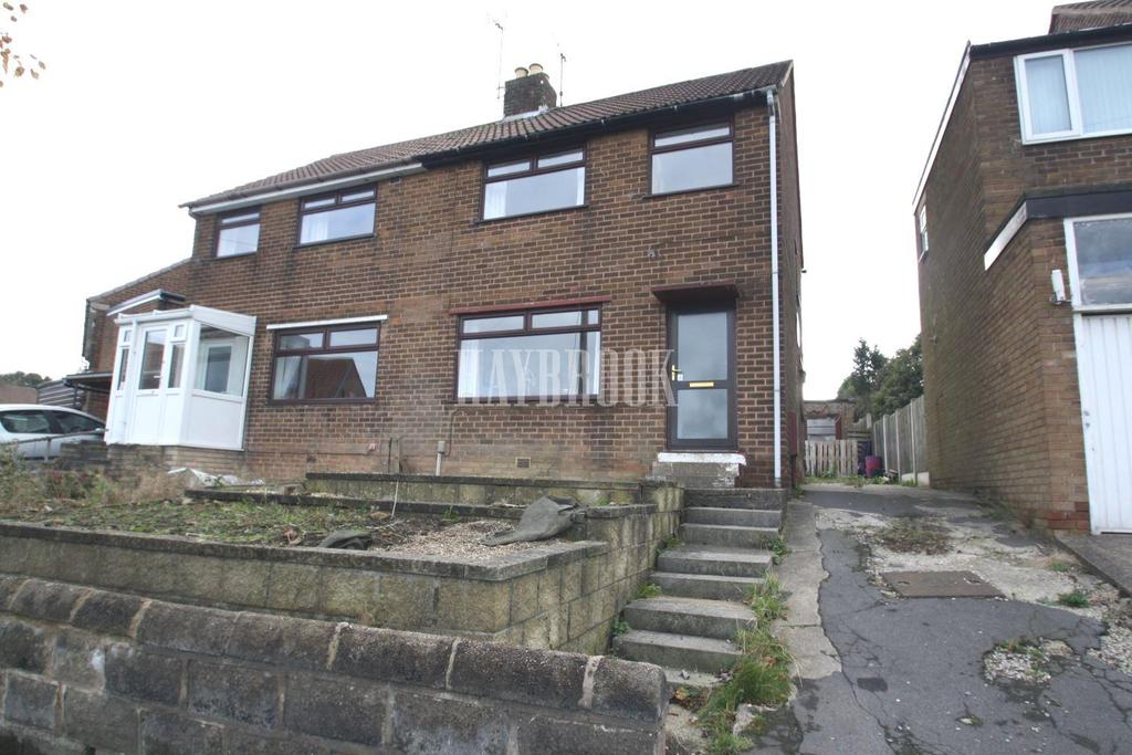 3 Bedrooms Semi Detached House for sale in Quarry Vale Road, Basegreen, S12