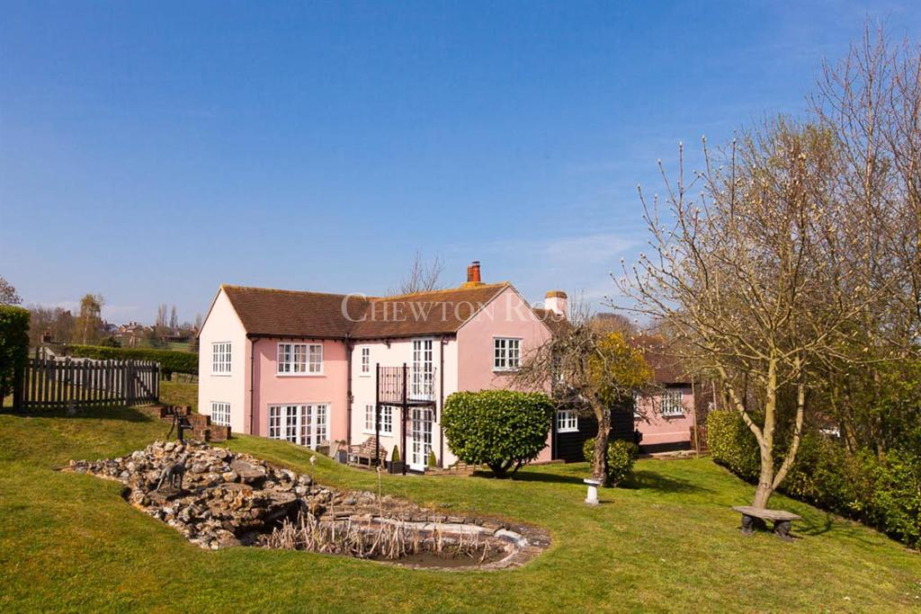 4 Bedrooms Detached House for sale in Stoke By Nayland