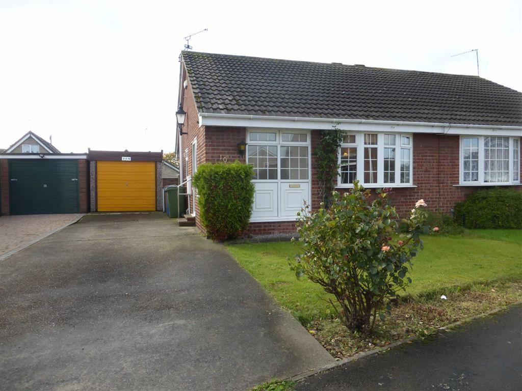 2 Bedrooms Semi Detached Bungalow for sale in Birch Close, Willerby Road, Hull, HU5