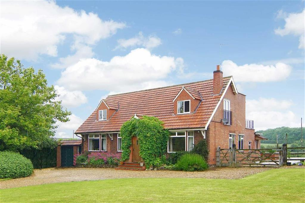 4 Bedrooms Detached House for sale in Station Road, John O' Gaunt, Leicestershire