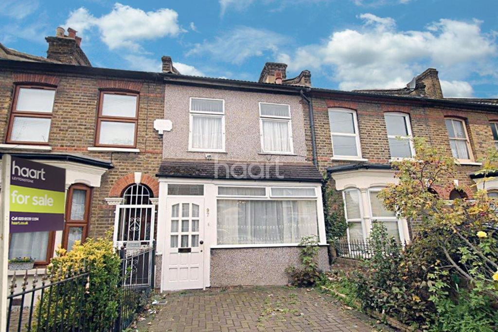 5 Bedrooms Terraced House for sale in Cobbold Road