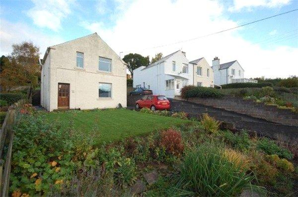 3 Bedrooms Detached House for sale in 4 Thornfield Crescent, Earlston, Scottish Borders, TD4