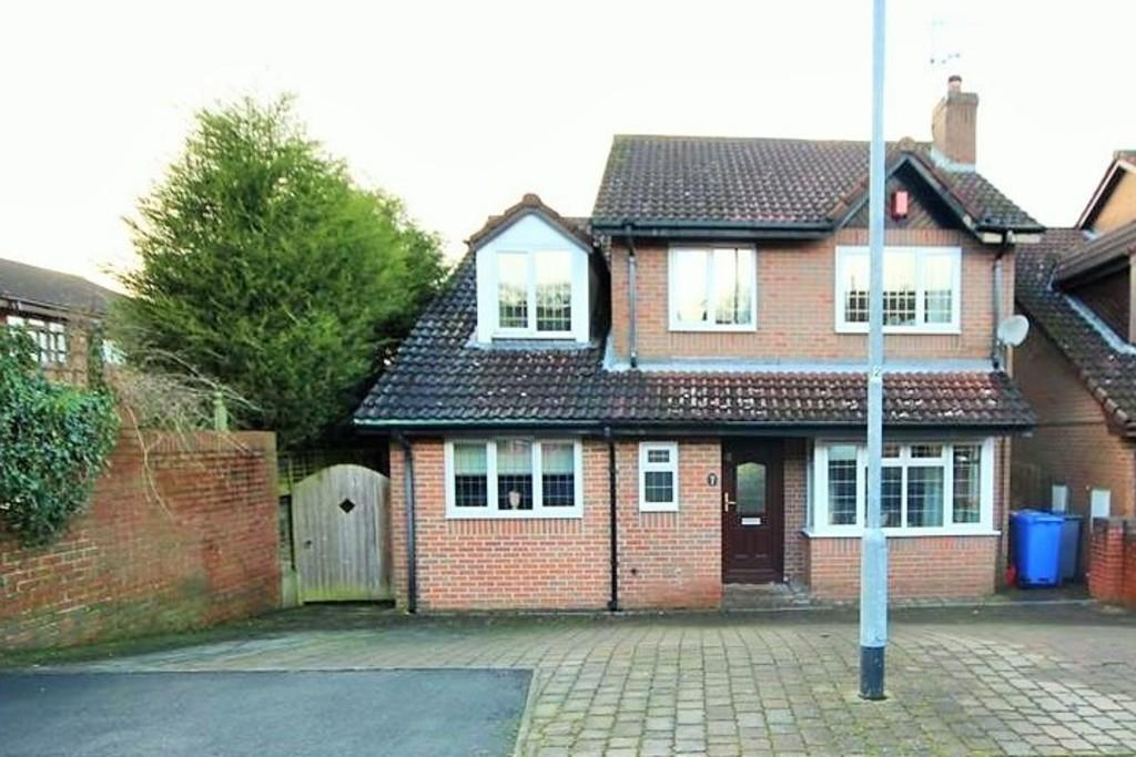 4 Bedrooms Detached House for sale in Elmbrook Close Lightwood