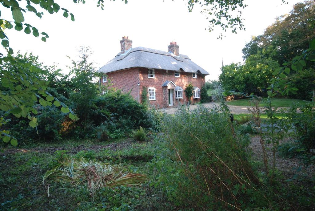 3 Bedrooms Detached House for sale in Barton On Sea, Hampshire, BH25