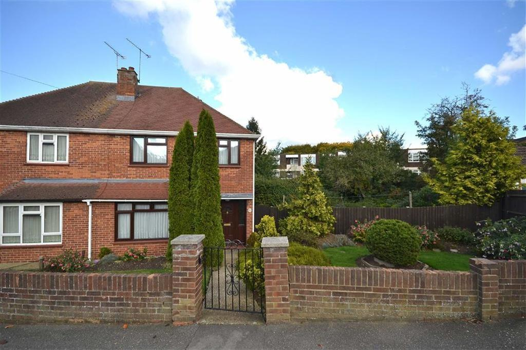 3 Bedrooms Semi Detached House for sale in Crows Road, Epping, Essex, CM16