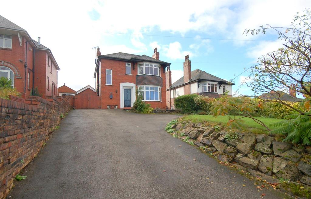 4 Bedrooms Detached House for sale in New Road, Bignall End