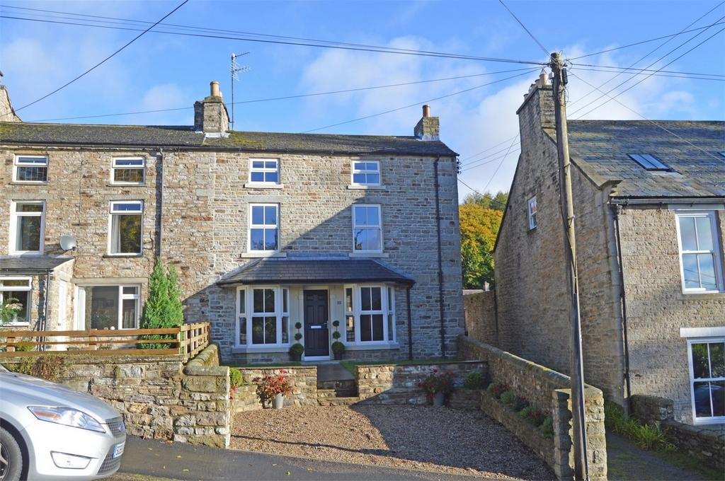 4 Bedrooms End Of Terrace House for sale in 22 Hude, Middleton-in-Teesdale, Barnard Castle, Durham