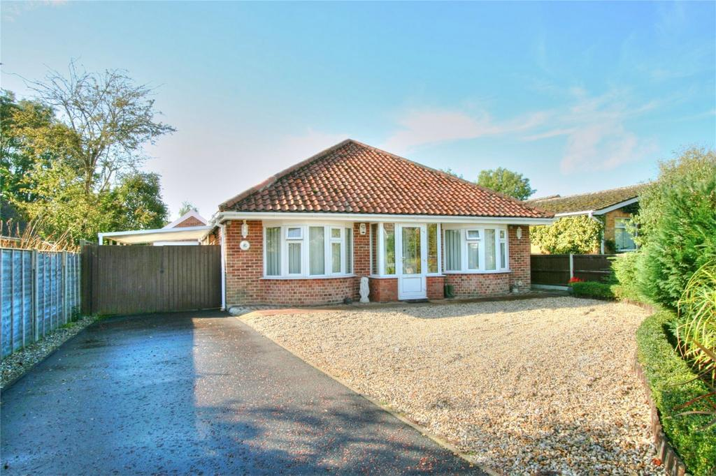 4 Bedrooms Detached Bungalow for sale in Dodds Road, NR17 2HH, Attleborough, Attleborough
