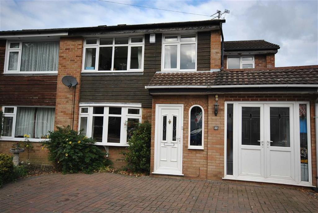 4 Bedrooms Semi Detached House for sale in FIELDING AVENUE, Poynton, Cheshire
